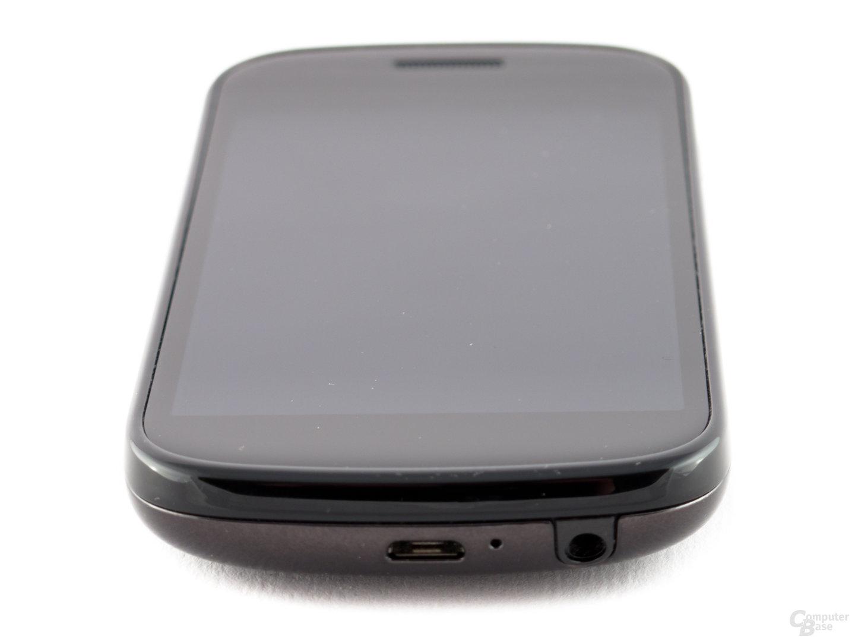 Nexus S: Display