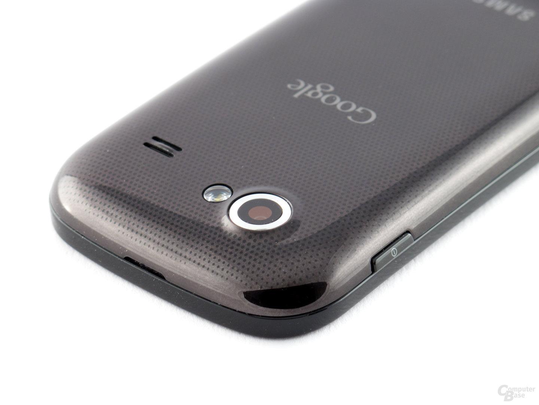 Nexus S: Kamera