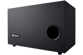 Subwoofer des Corsair SP2500