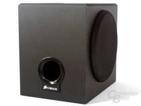 Subwoofer des Corsair SP2200