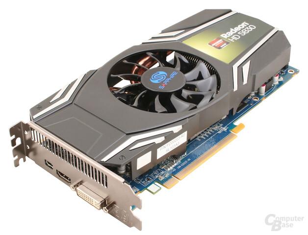 Sapphire Radeon HD 5830 Xtreme