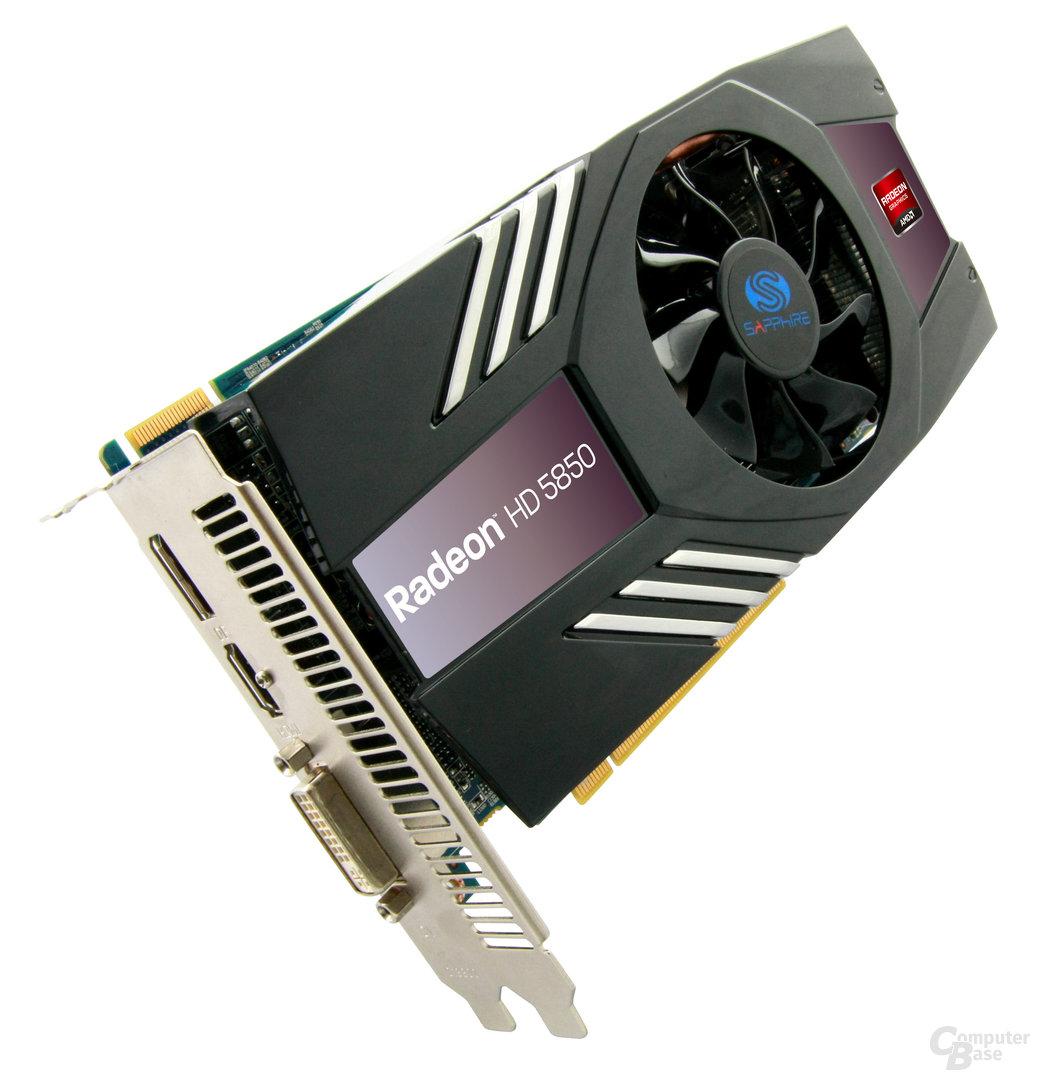 Sapphire Radeon HD 5850 Xtreme