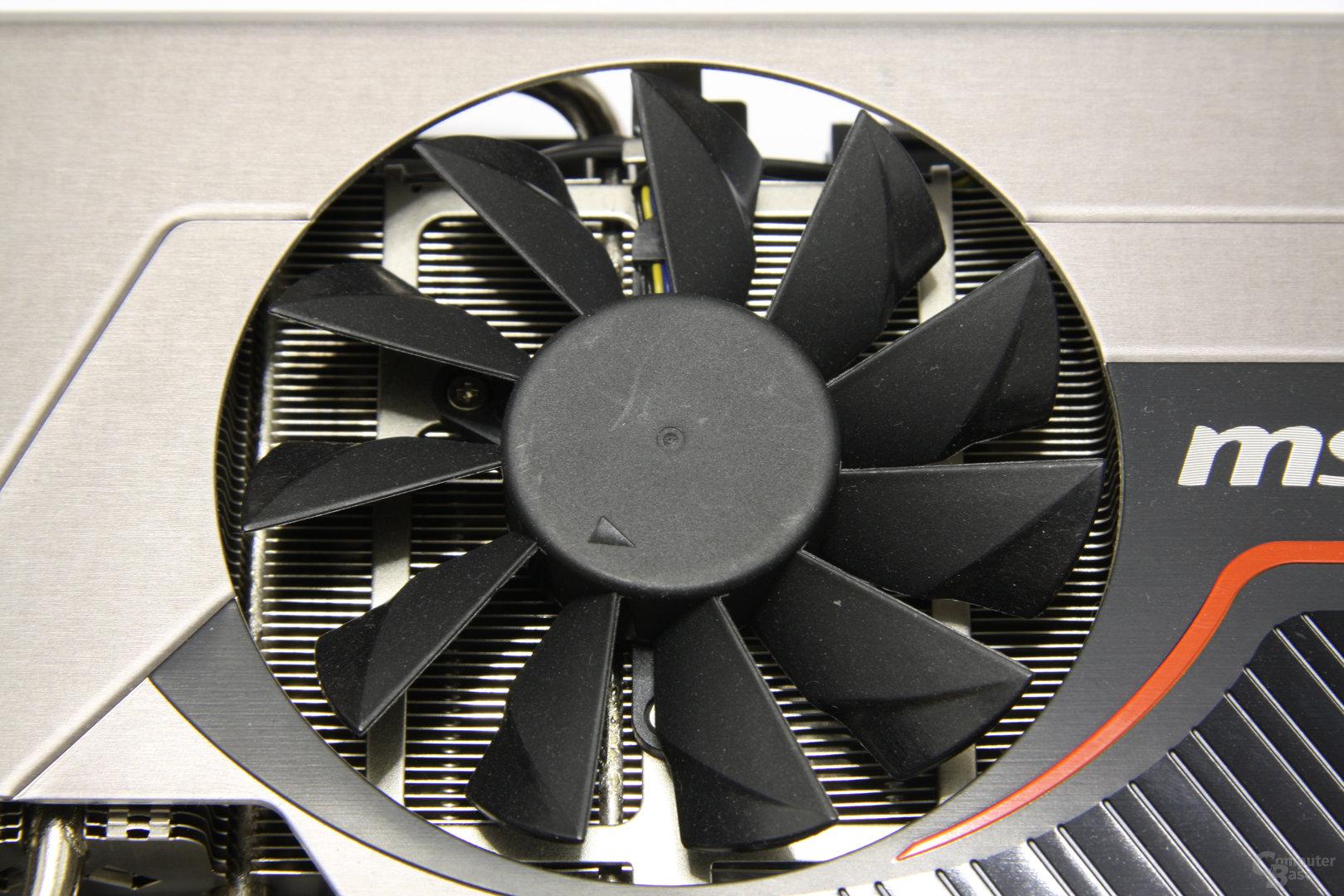 Radeon HD 6970 Lightning Lüfter