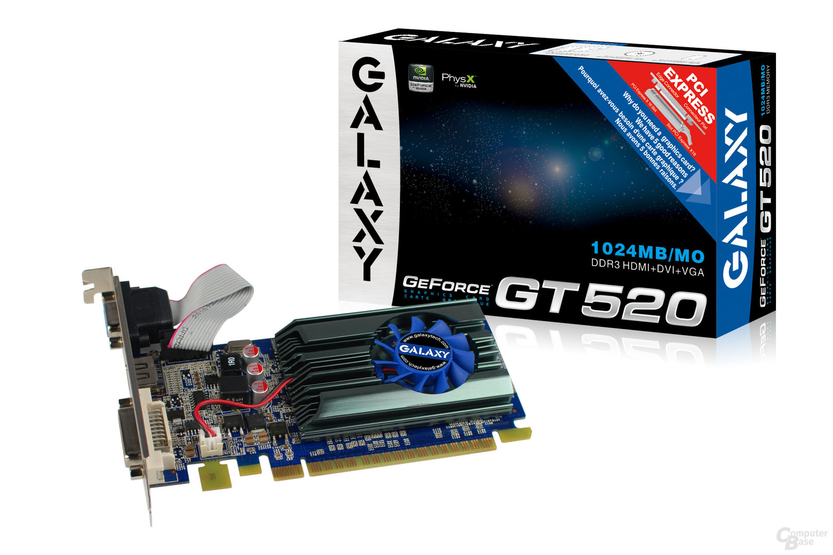 GeForce GT 520