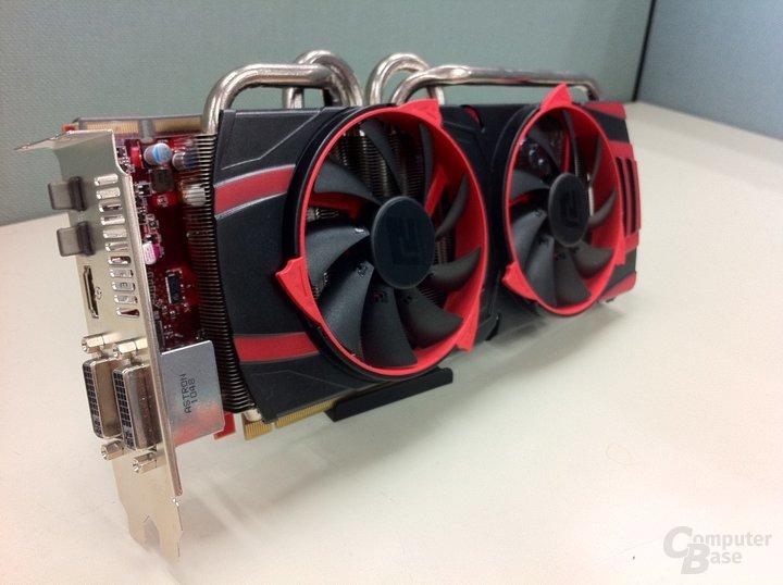 PowerColor Radeon HD 6950 Vortex PCS++