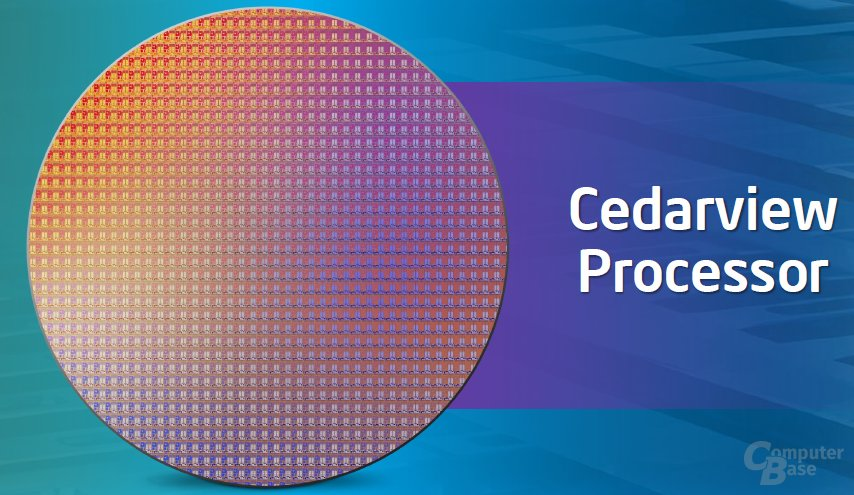 Cedarview-Prozessor