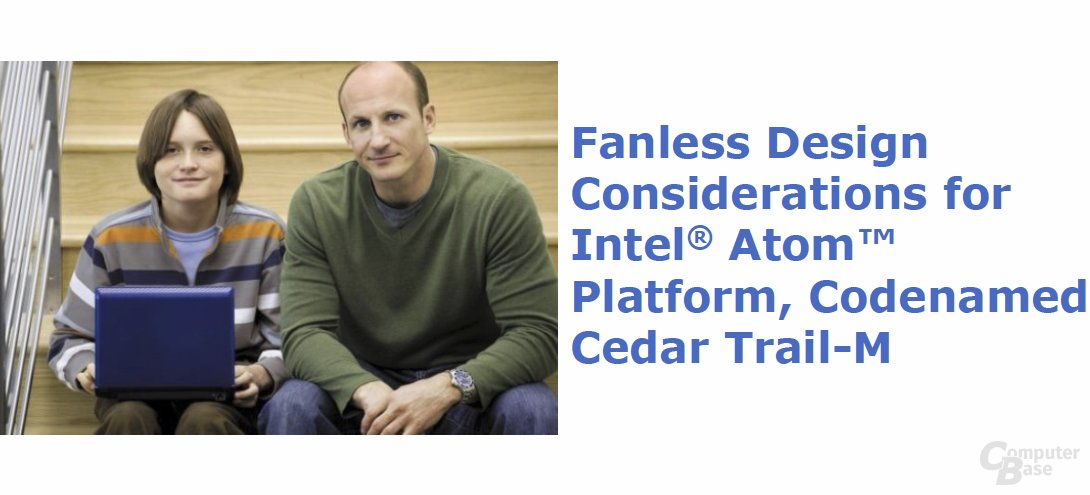 "Intels ""Cedar Trail""-Plattform"