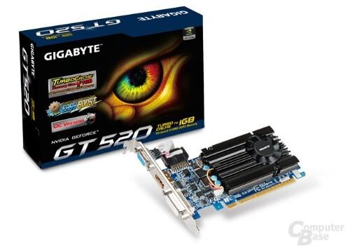 Gigabyte GV-N520TC-1G