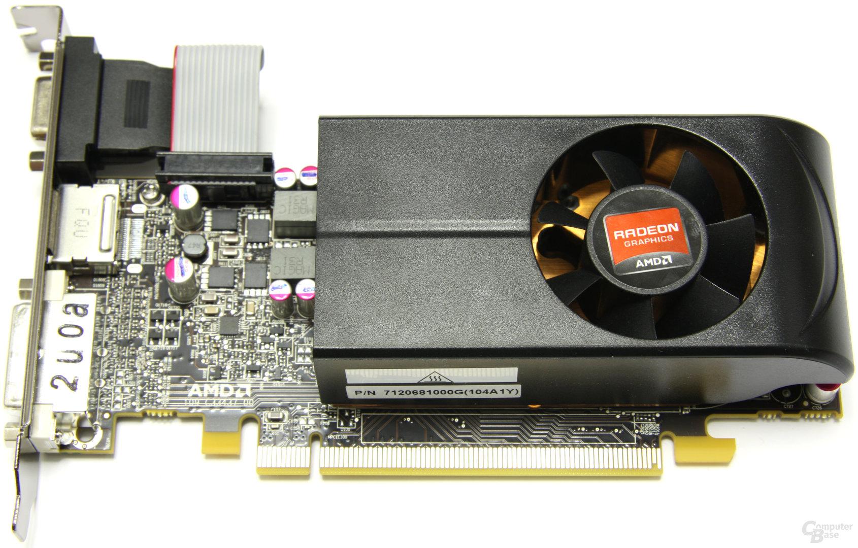 AMD Radeon HD 6670