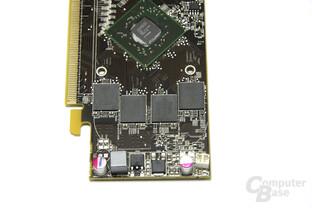 Radeon HD 6670 Stromversorgung