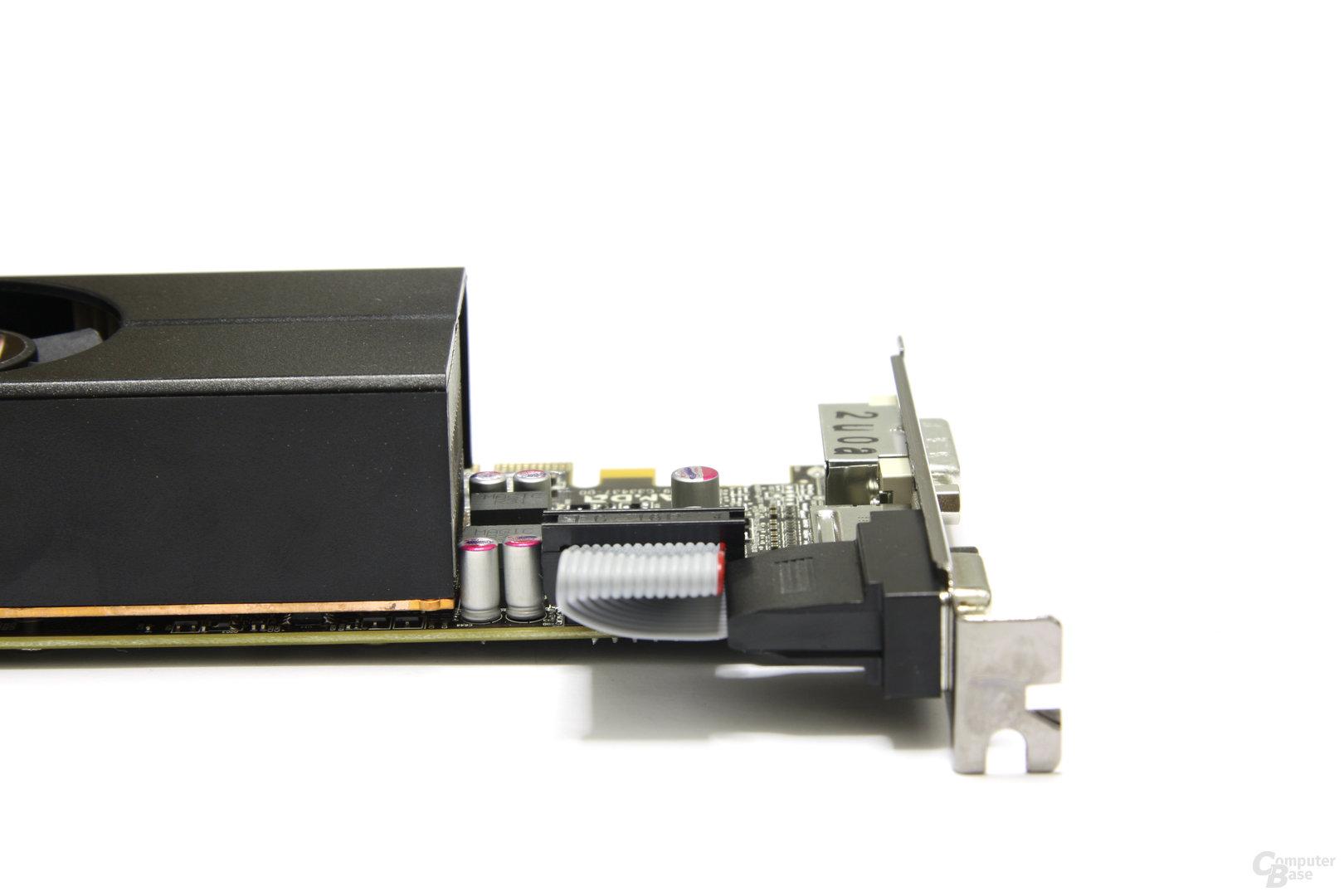 Radeon HD 6670 Kabel