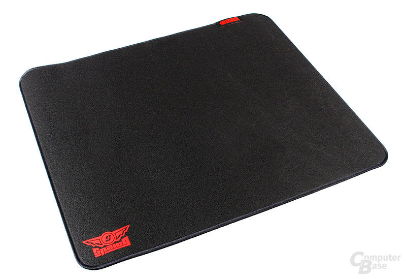 Zowie P-TF Medium Soft Surface Mousepad SpawN Edition