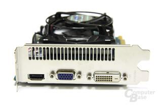 Radeon HD 6570 Slotblech