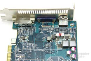 Radeon HD 6570 Stromversorgung