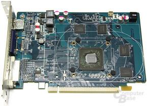 Radeon HD 6570 ohne Kühler