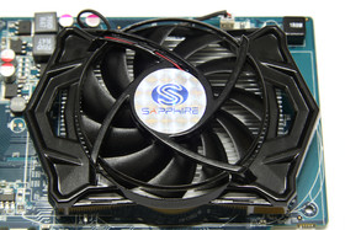 Radeon HD 6570 Lüfter