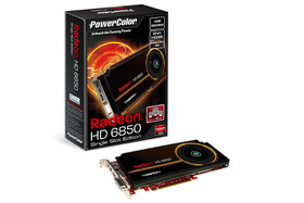 PowerColor HD6850 Single Slot Edition