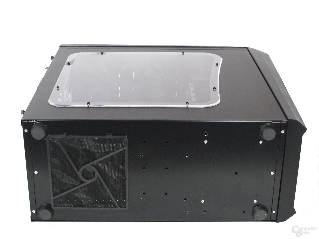 LanCool PC-K63 – Boden
