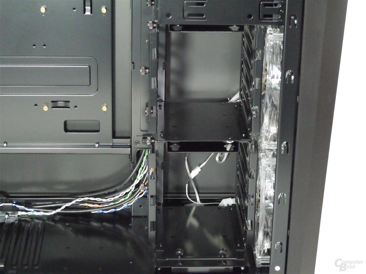 LanCool PC-K63 – Innenraum