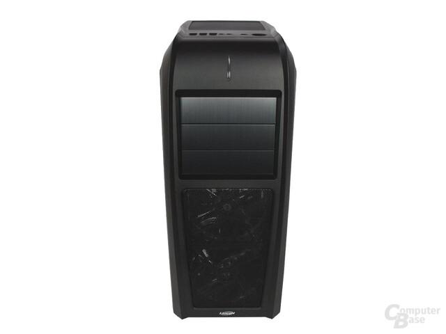 LanCool PC-K63 – Vorderansicht