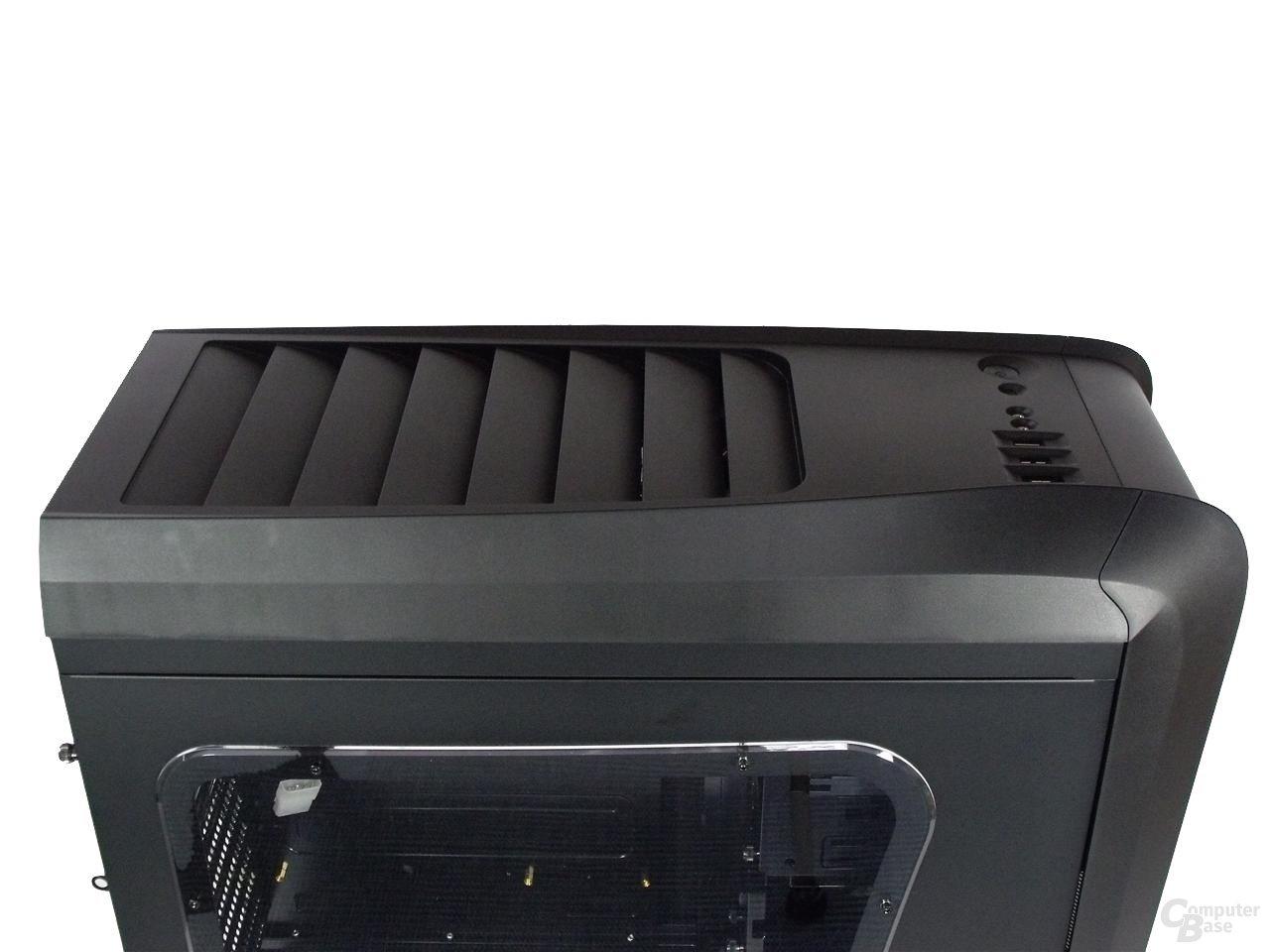 LanCool PC-K63 – Deckel