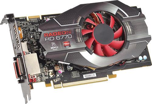 XFX Radeon HD 6770