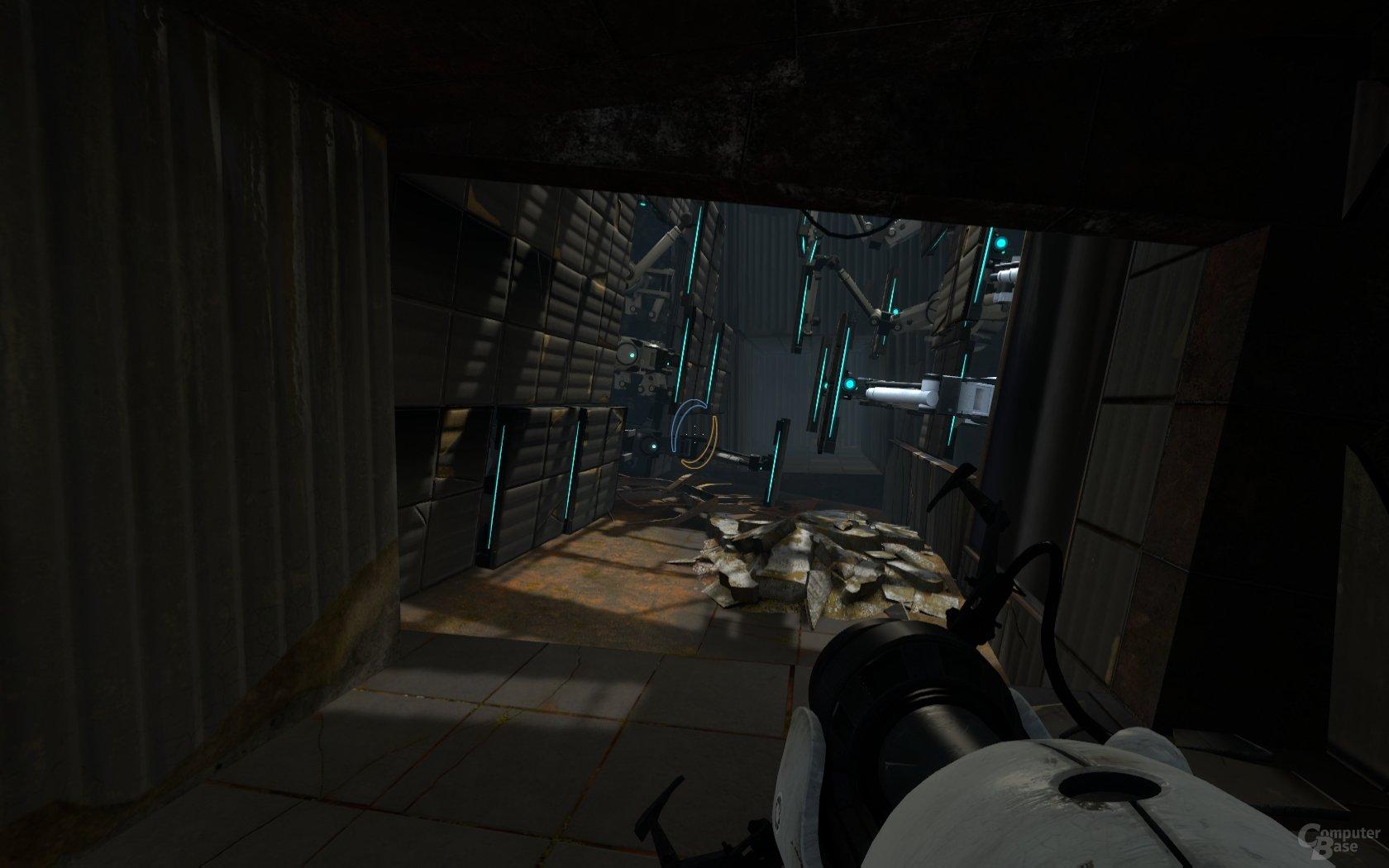 Portal 2 - Grafik