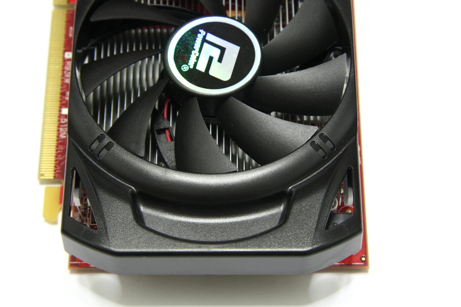 Radeon HD 6670 von oben