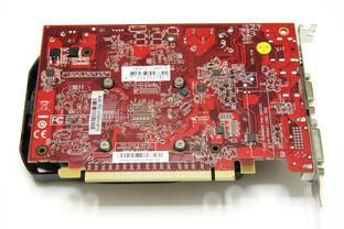 Radeon HD 6670 Rückseite
