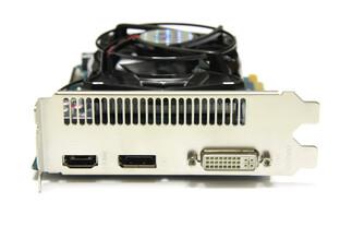 Radeon HD 6670 Slotblech