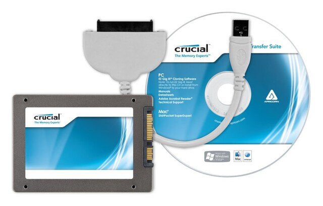 Crucial m4 Data Transfer Kit