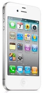 iPhone 4 – weiß