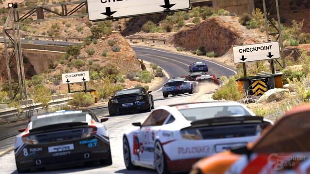 Trackmania 2: Canyon