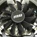 GTX 550 Ti im Test: MSI mit interessantem und zu lautem Cyclone-II-Kühler