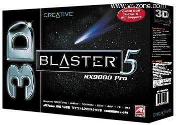 Creative 3DBalster5 RX9000Pro