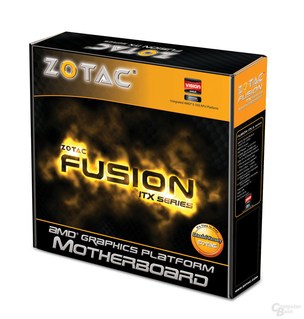 Zotac Fusion-ITX WiFi