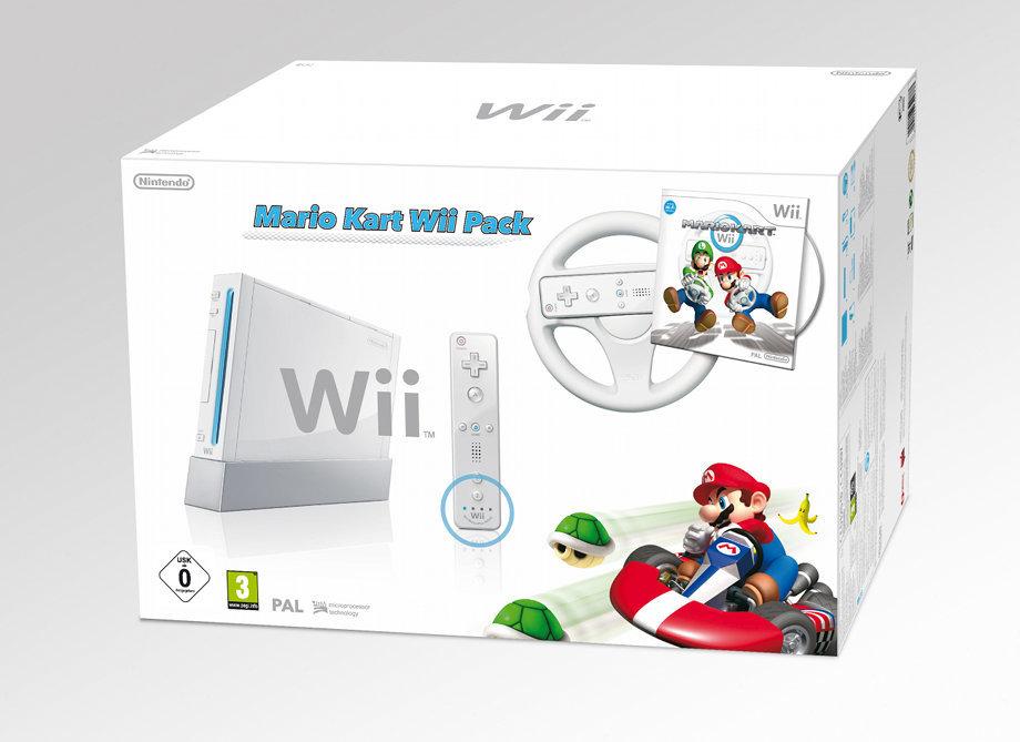 Mario Kart Wii Pack