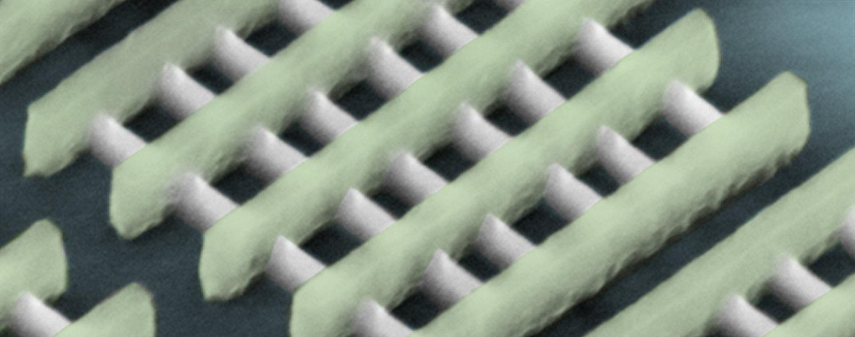 22-nm-Transistor in drei Dimensionen
