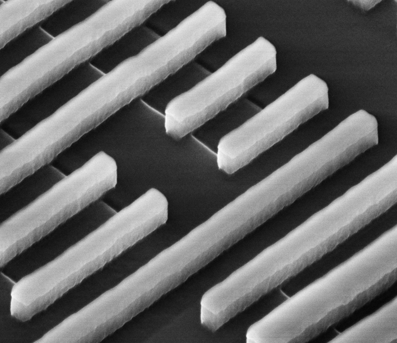 Intels aktueller 32-nm-Transistor