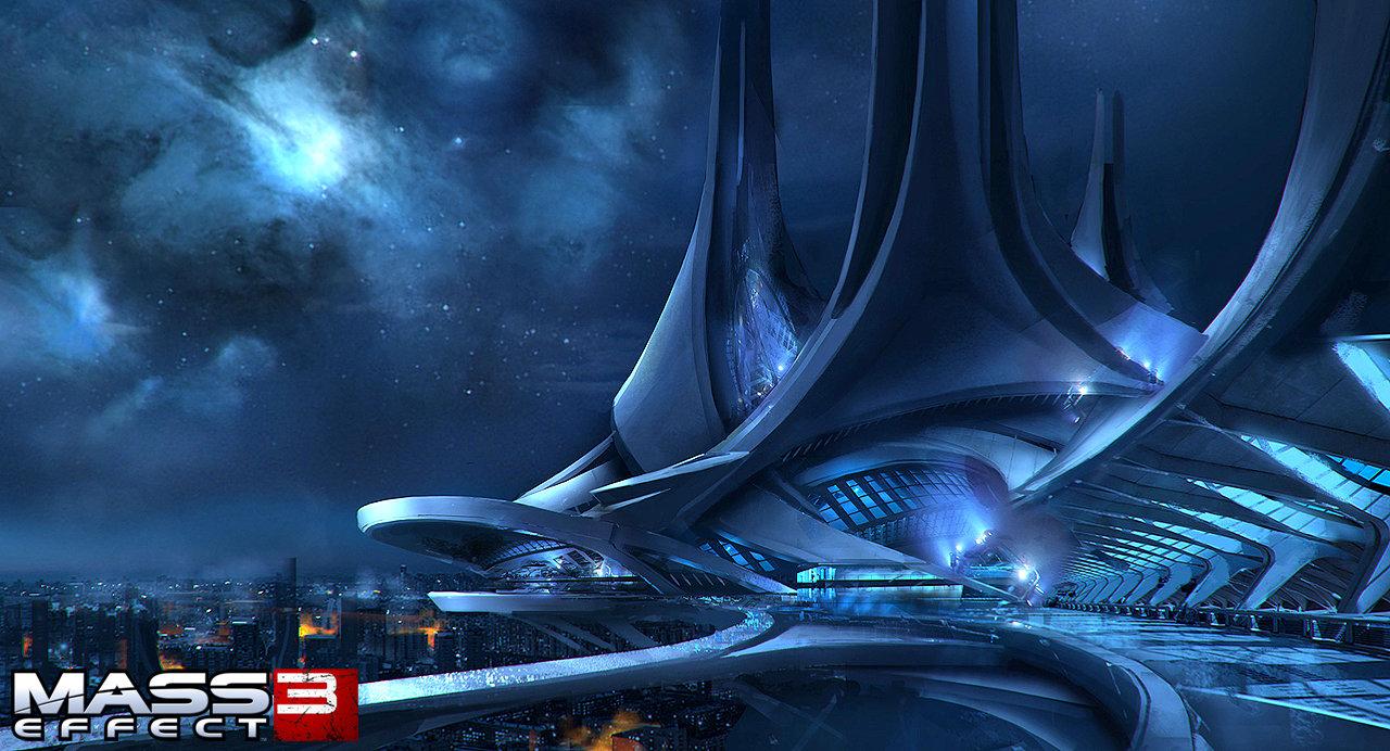 Mass Effect 3 (Concept)