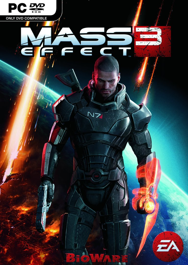 Mass Effect 3 Packshot (PC)