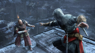 Ezio Assassination Of Leandros