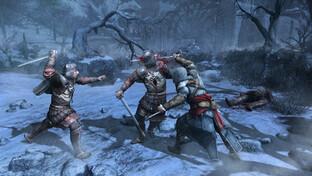 Ezio Combat in Atlas Village