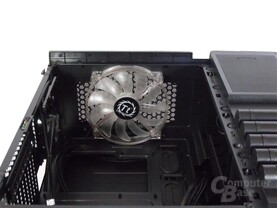 Thermaltake Level 10 GT – Innenraum