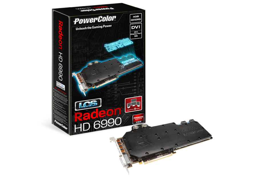 PowerColor LCS HD 6990