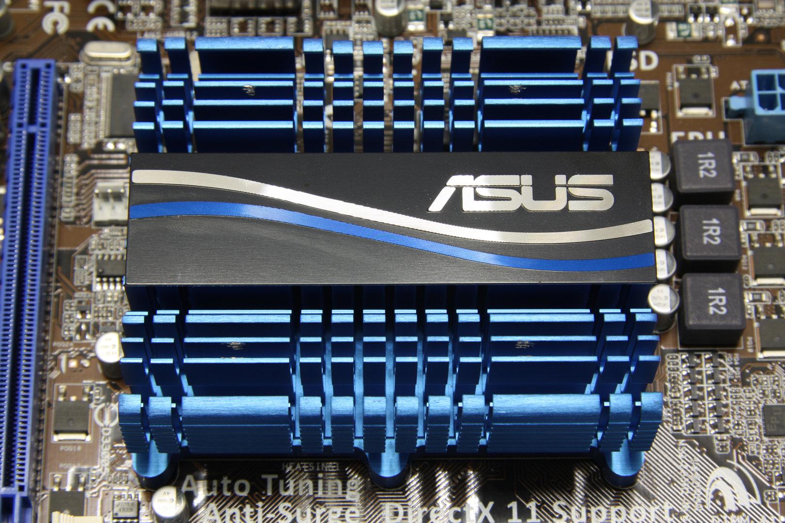Asus E35M1-M Pro Kühler