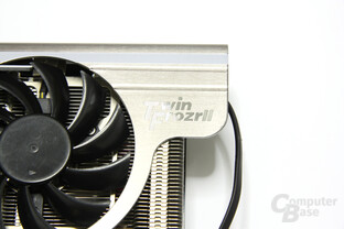 GeForce GTX 560 Twin Frozr II OC Logo