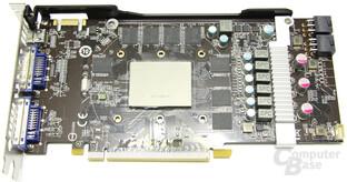 GeForce GTX 560 Twin Frozr II OC ohne Kühler