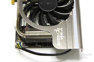 GeForce GTX 560 Twin Frozr II OC von oben