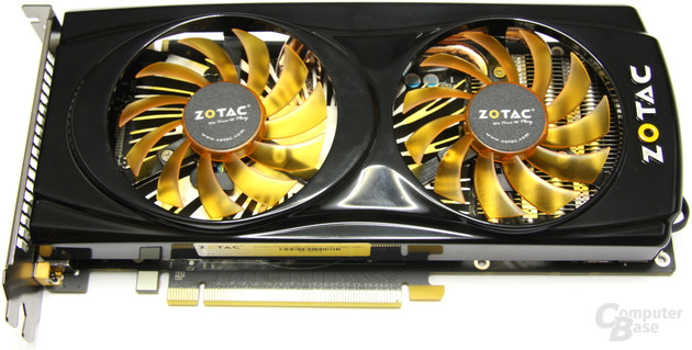Zotac GeForce GTX 560 AMP!